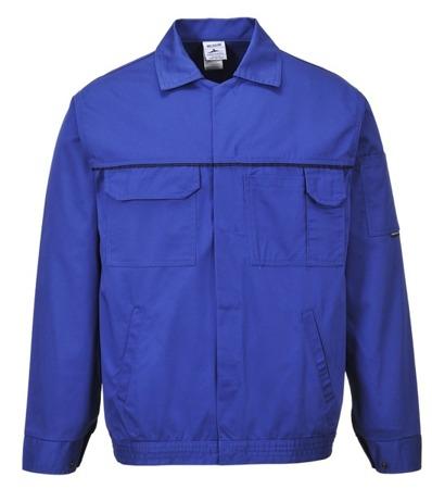 Bluza robocza Portwest 2860 z kontrastową lamówką