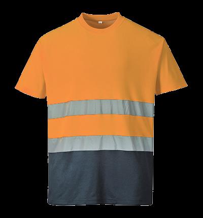 Koszulka robocza odblaskowa S173 Portwest