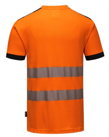 Koszulka robocza odblaskowa T-shirt Portwest