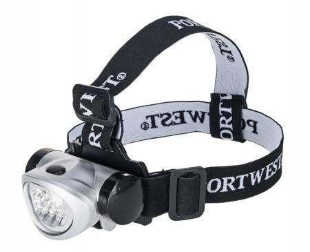 Lampka czołowa LED PA50 Portwest