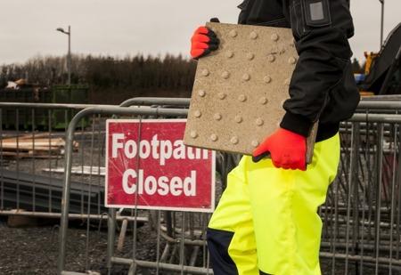 Rękawica ocieplana powlekana spienionym lateksem A143 Portwest