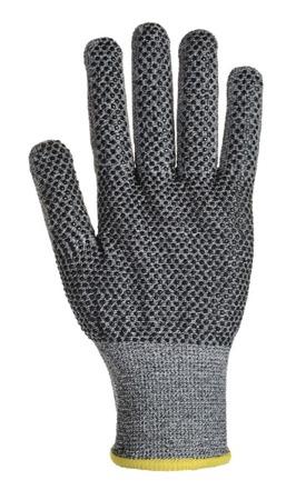 Rękawice antyprzecięciowe nakrapiane kat.5 A640 Portwest
