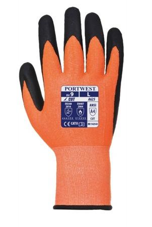 Rękawice odblaskowe antyprzecięciowe kat. 5 A625 Portwest