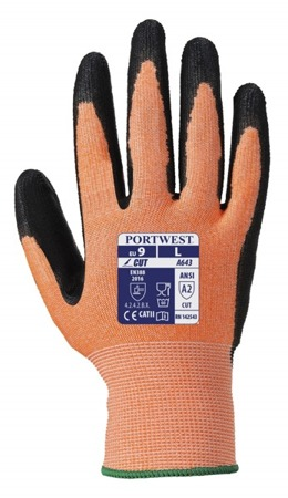 Rękawice robocze antyprzecięciowe kat.3 A643 Portwest