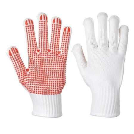 Rękawice robocze nakrapiane Portwest A112