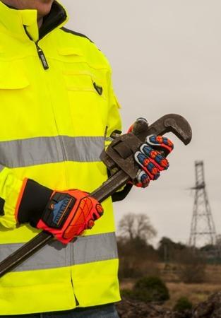 Rękawice robocze wodoodporne ocieplane Insulatex A726 Portwest