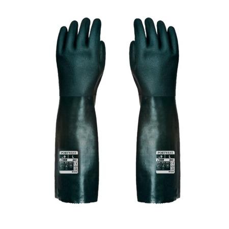 Rękawice robocze z PVC A845 Portwest