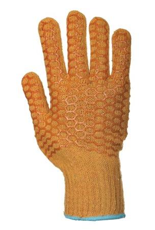 Rękawice robocze z żyłkami PCV A130 Portwest