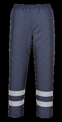 Spodnie ocieplane wodoodporne S482 Portwest
