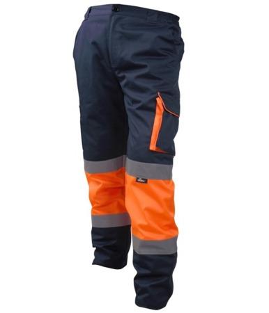 Spodnie robocze odblaskowe ostrzegawcze Beta